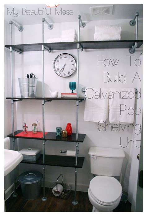 Apartments Cool Diy Wall Mounted Bathroom Shelving Units Wall Mounted Bathroom Shelving Units
