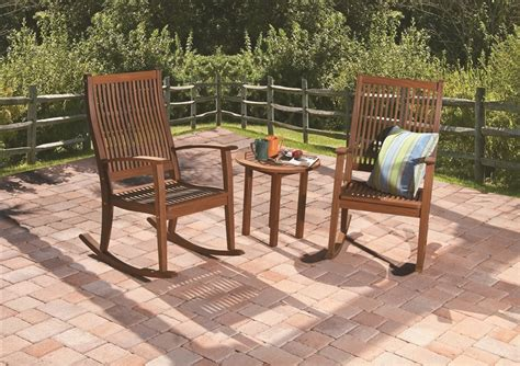 Traders Patio Furniture by Wood Outdoor Furniture From Boonedocks Trading Company