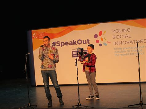 related stories photos video young social innovators with luke culhane
