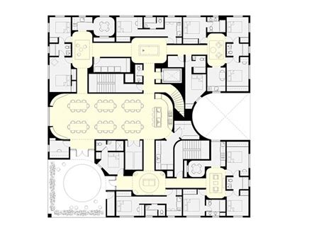 cohousing floor plans cohousing ceruzzi and murphy projects design arch
