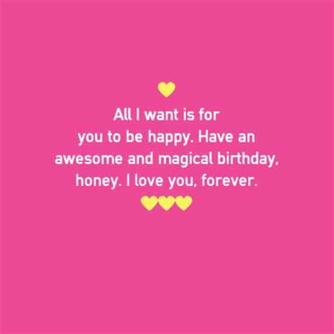 i want you to be my awesome happy birthday husband you are my everything