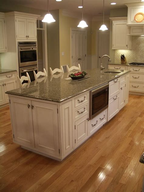 kitchen cabinets island white cabinets gourmet kitchen big island eating island