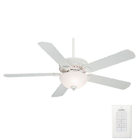 white outdoor ceiling fan hton bay carrington 60 in indoor outdoor white ceiling