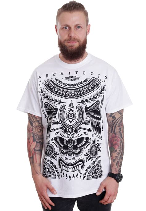 Tshirt Flash Merch Must by Architects Flash White T Shirt Official