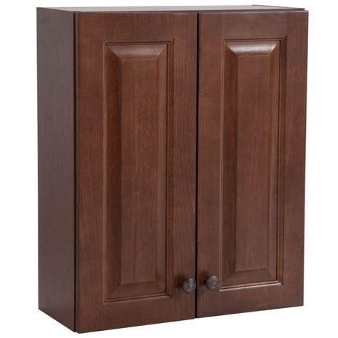 glacier bay wall cabinet st paul brentwood 22 in w x 28 in h x 9 in d over the