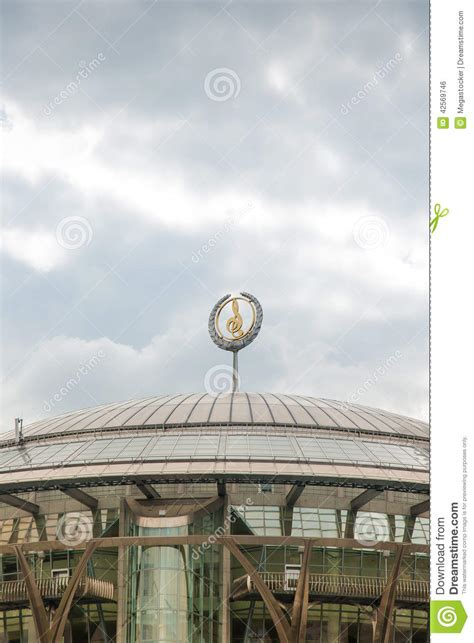 international house of music moscow international house of music stock photo image 42569746