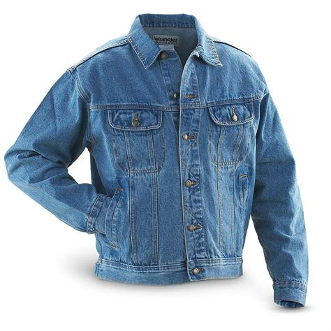 Jaket Jean by Wrangler S Denim Jean Jacket 47385 Uninsulated