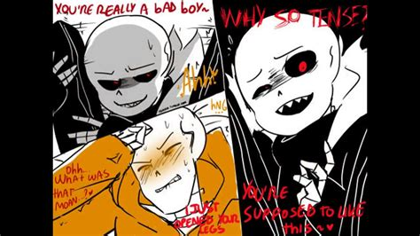 The Threat yandere papyrus part 3
