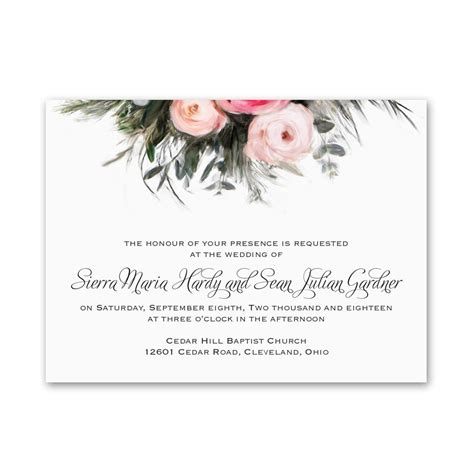 Civil Wedding Invitation Card by Civil Wedding Invitation Card Popular Cheap Wedding