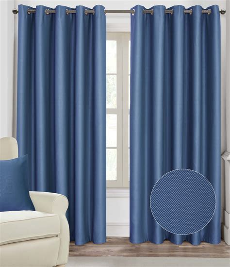 blue blackout eyelet curtains 15 photos blue blackout curtains eyelet curtain ideas