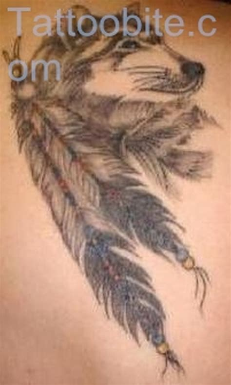 wolf feather tattoo designs wolf feathers tattoos book 65 000 tattoos designs
