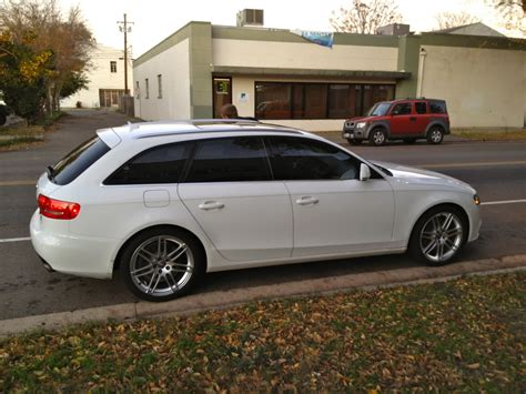Audi A4 B8 Avant by 2009 Audi A4 Avant B8 Pictures Information And Specs