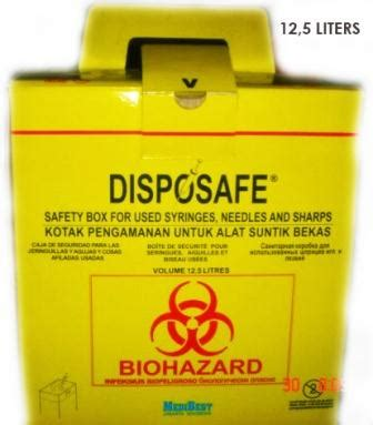 Disposafe Safety Box medibest together we build a healthier world and bring