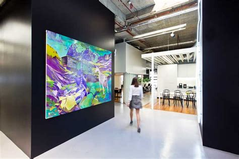 art design office the use of art in workplace design and fit outs charterbuild
