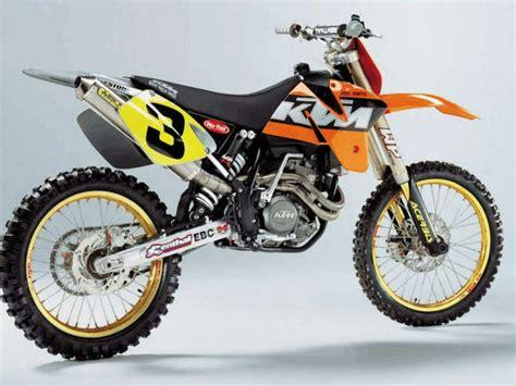 Ktm 520exc 2000 Ktm 520 Sx Joel Smets 1 Dirtracer Motocross