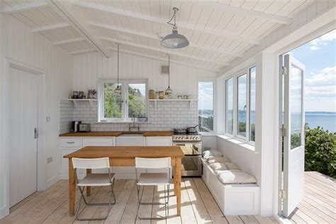 Sample Kitchen Designs For Small Kitchens white beach house kitchen kitchen beach style with simple