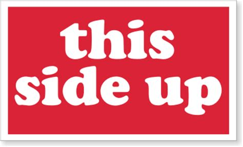 shipping label this side up shipping labels sku d1275
