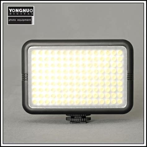 Led Yongnuo yongnuo yn 160 yn160 led light for cameras camcorders yongnuo store