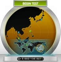 ping test net pingtest net free ping service launched
