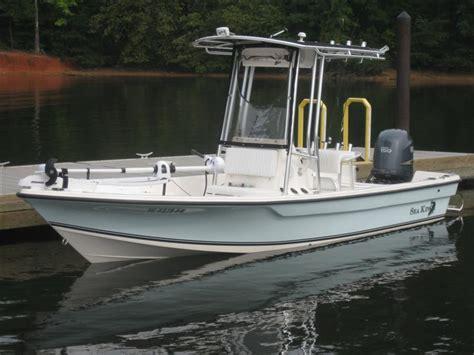 bay king boat 2007 kencraft sea king 218 bay boat w 150 yamaha 47