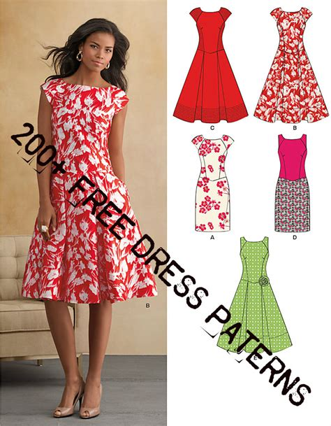 pattern free dress 200 free dress patterns we know how to do it