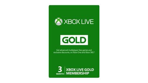 How To Buy Xbox Live Gold With Xbox Gift Card - buy xbox live gold membership microsoft store