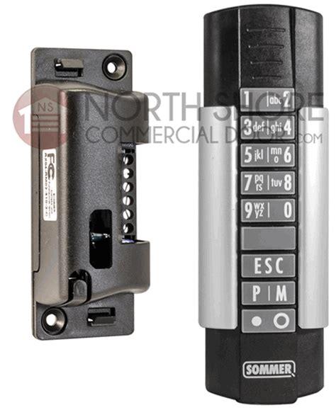 Garage Door Opener Keypad Replacement Sommer Telecody Garage Door Opener Wireless Keypad 310mhz