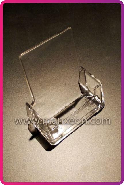 Acrylic Holder Table Brochure Single Pocket Leaflet Portrait portrait business card holder vbc56