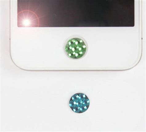 home button stickers for iphone 4 4s