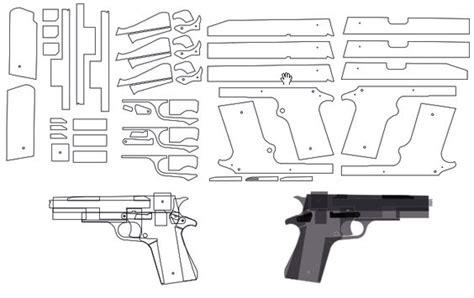 3d gun image 3d floor plans rubber band gun plans free diy und selbermachen