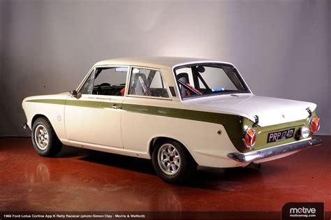 1966 Ford Lotus Cortina 1966 ford lotus cortina photos informations articles