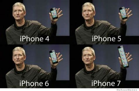 Iphone 4 Meme - iphone 6 screen size all but confirmed