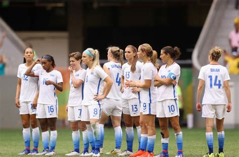 2016 usa olympic womens soccer team what s next for the uswnt after heartbreaking olympic upset