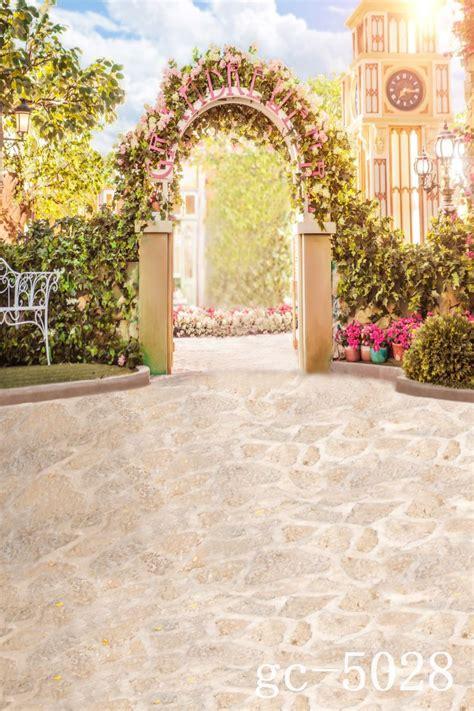 Wedding Background Photography Studio Hd by Free Floor Wedding Background Gc 5028 2 3 5m Scenic