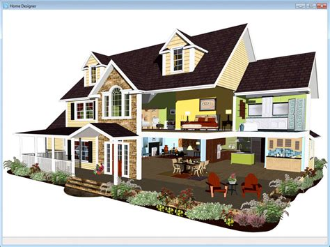 home design chief architect amazoncom home designer suite 2014 software by chief