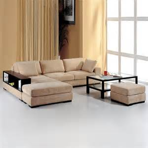 shop bh design 2 beige sectional sofa at lowes