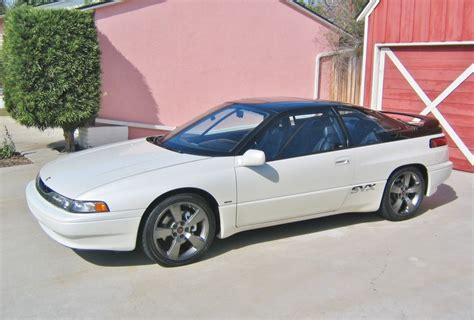 subaru svx for sale customized 1992 subaru svx for sale on bat auctions sold