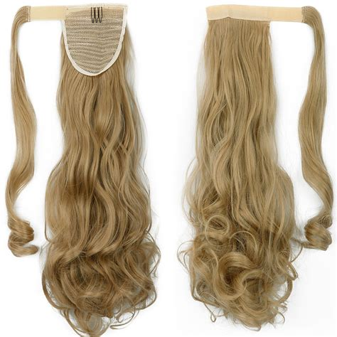 usa clearance sales clip in hair extensions 3 4 real clip in hair extensions wrap around ponytail as human