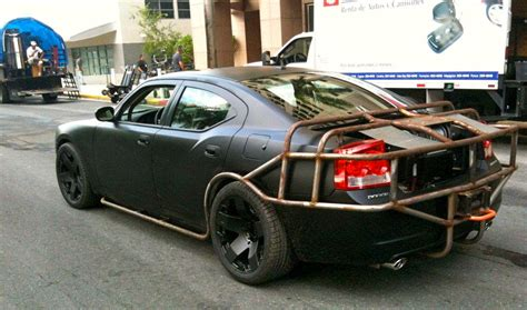 fast five dodge charger race youtube fast five how the bank vault stunt was filmed garrett