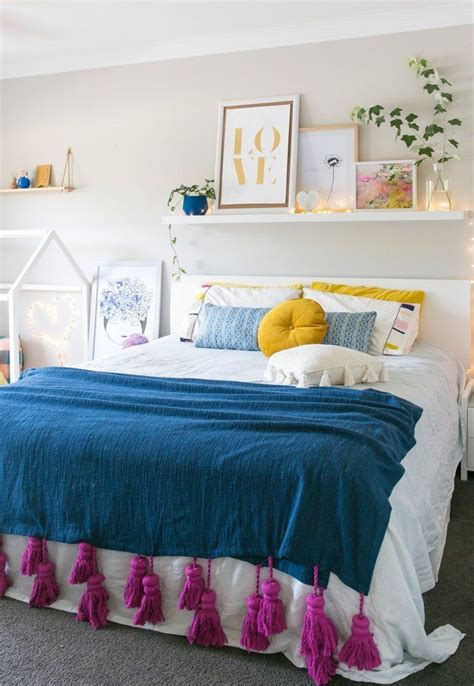 bright ls for bedroom best 25 colorful bedroom designs ideas on