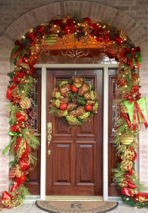 Primitive Home Decor Cheap by Ideas Para Decorar La Entrada De Casa Para Navidad