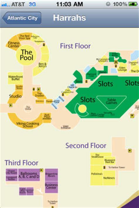 Android Floor Plan App by Atlantic City Casino Maps Ios