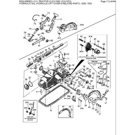 ford 5000 sel wiring harness wiring diagram schemes