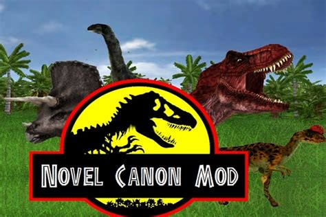 jurassic park operation genesis full version zip novel canon mod v2 file mod db