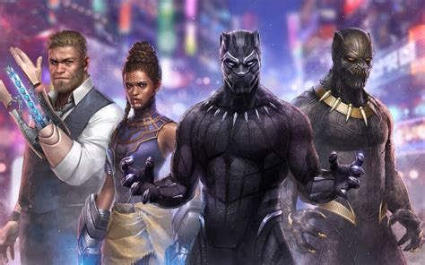 Nedlasting Filmer Black Panther Gratis by Pantera Negra Cgi Digital Papel De Parede Gr 225 Tis Para Pc Hd
