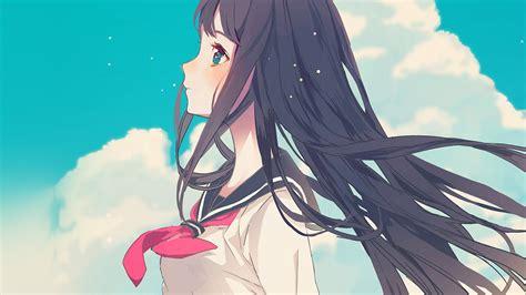wallpaper anime mac desktop wallpaper laptop mac macbook air ar10 cute girl