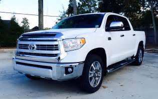 2015 Toyota Tundra 1794 Edition 2015 2016 Toyota Tundra Crewmax 4x2 1794 Edition 5 7l V8