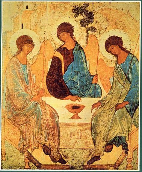 dur馥 du si鑒e d al駸ia liturgia della domenica l icona della ss trinit 224