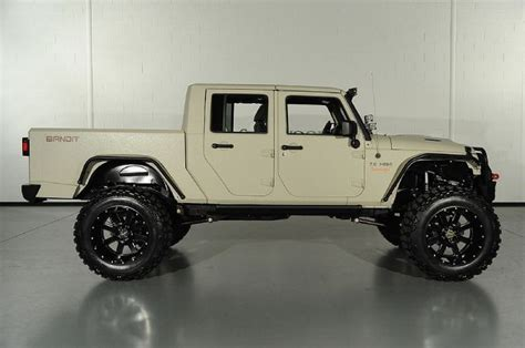 jeep bandit 2012 jeep wrangler bandit 7 0 hemi supercharged dallas