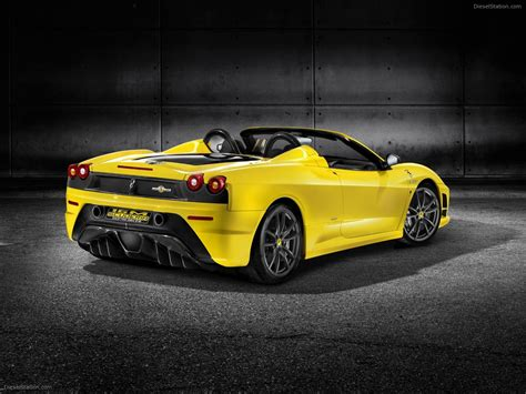 Ferrari Scuderia 16m by Ferrari Scuderia Spider 16m Exotic Car Image 04 Of 28